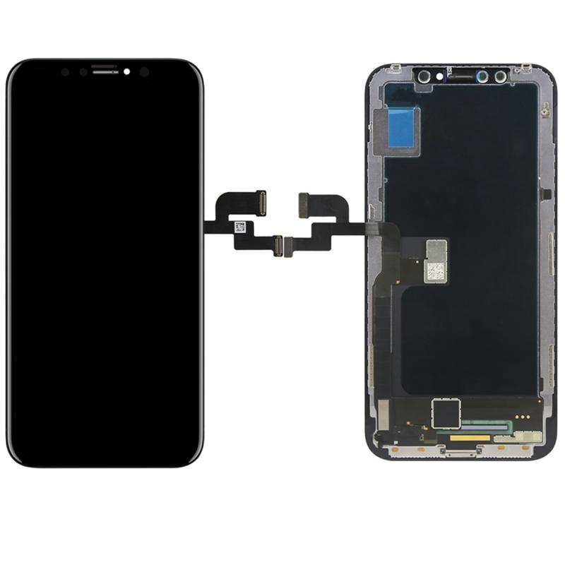 Pantalla iPhone X Original vs OLED China vs LCD TFT